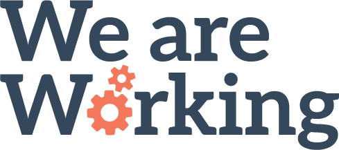 We Are Working Logo