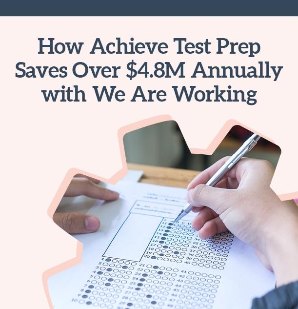 Achieve Test Prep Remote Workforce Case Study