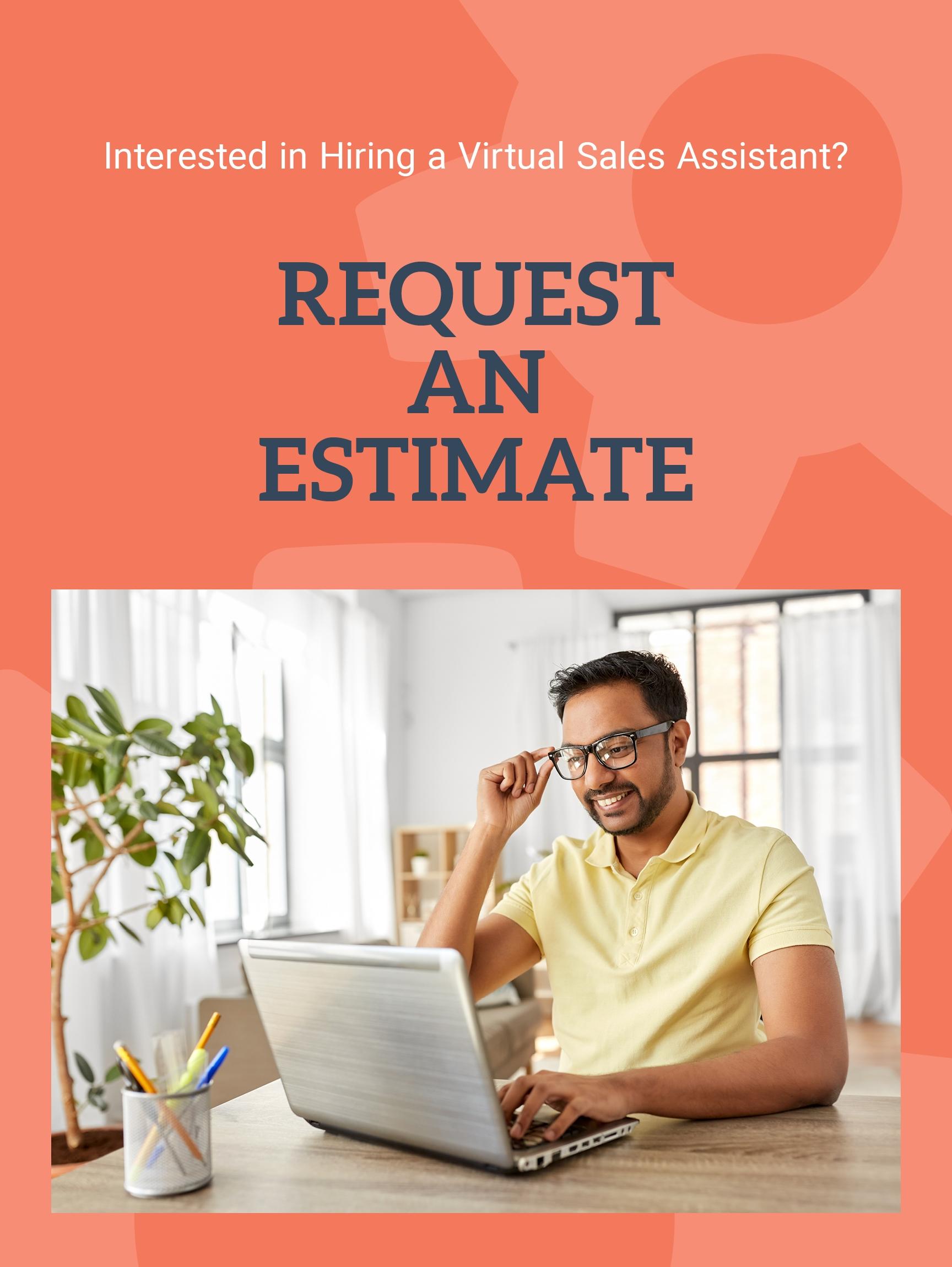 Virtual Sales Assistant Estimate