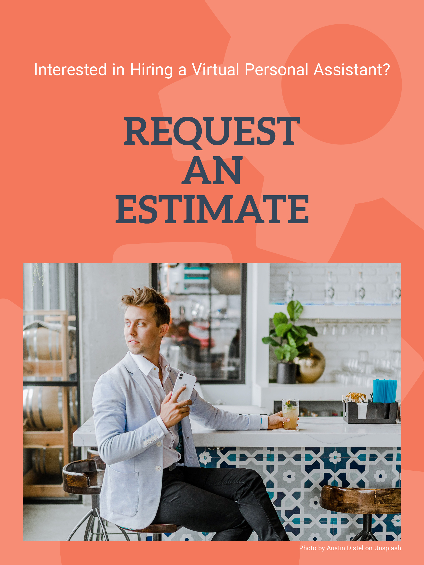 Request an Estimate for a Remote Personal Assistant
