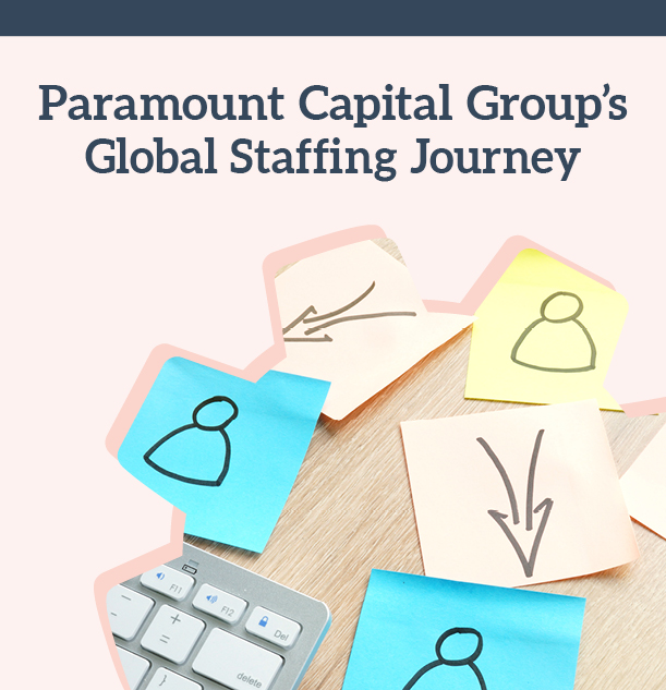 Paramount Capital Group's Global Staffing Case Study Thumbnail