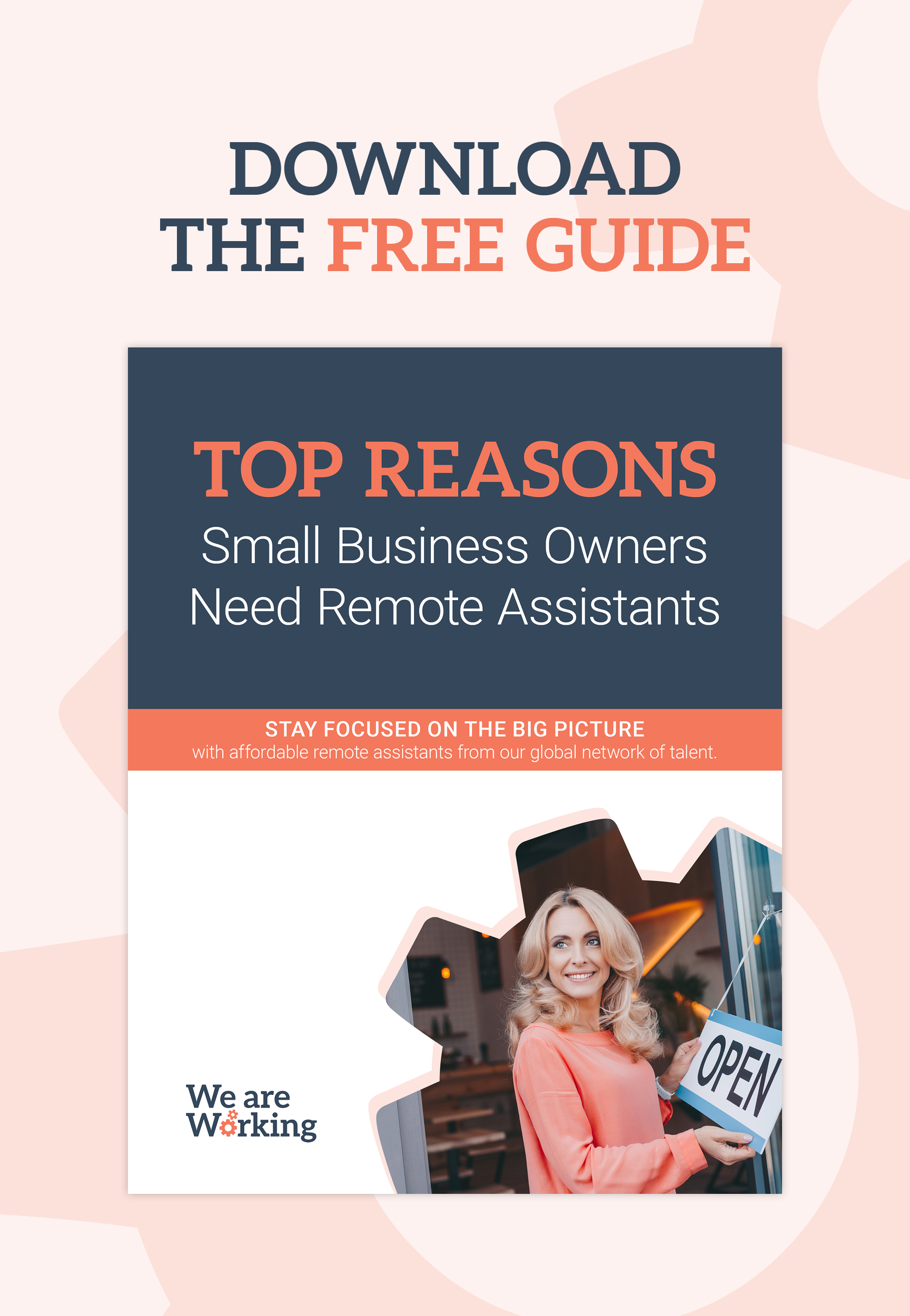 Free Resource for Small Businesses - Virtual Assistants