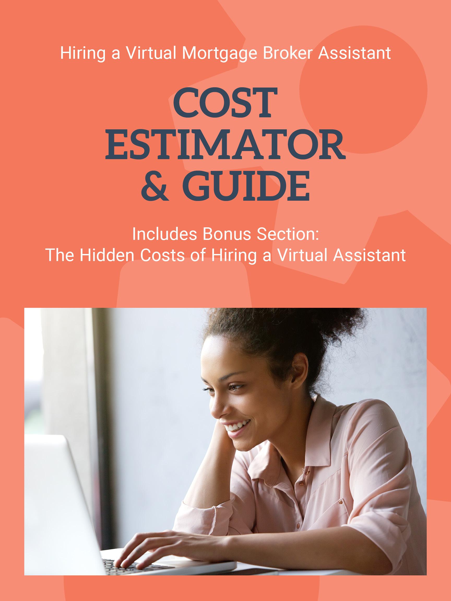 Virtual Mortgage Broker Assistant Cost Estimator & Guide