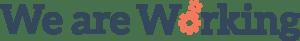 We Are Working Logo - Horizontal